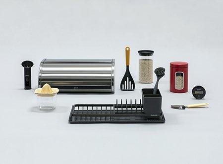 Accessoires de cuisine.