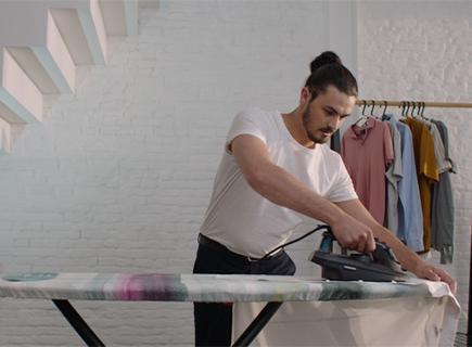8 tips for easier ironing.