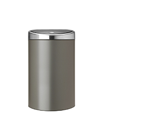 Touch Bin, 40 litres.