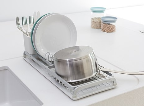Dish drying rack small