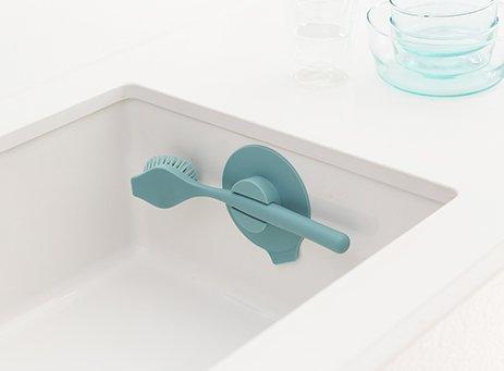 Brosse à vaisselle.