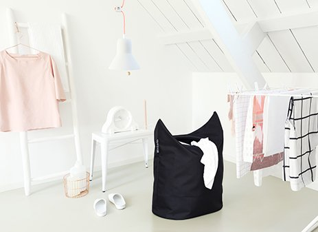 Portable Laundry Bag, Oval