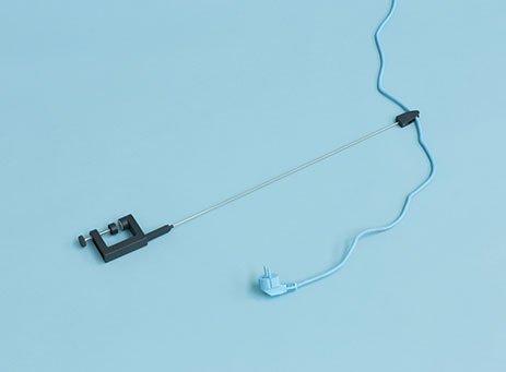 Porte-câble repassage.