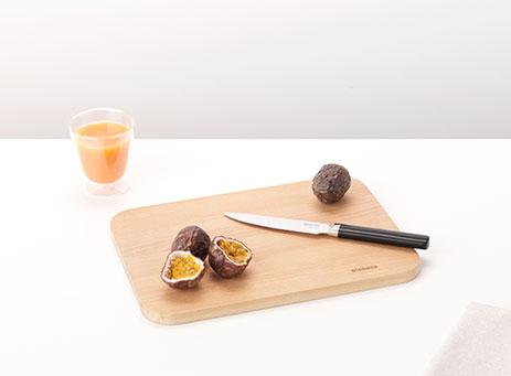 Profile kitchen utensils.
