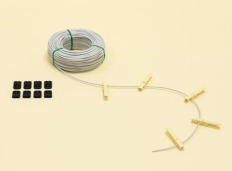 Cuerdas para tender.