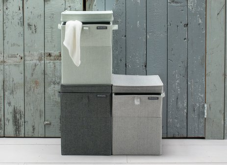 Stackable Laundry Box, 35 litre