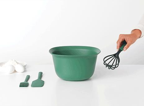 TASTY+ kitchen utensils.
