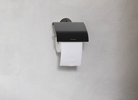 Toilet roll holder - profile