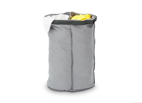 Laundry bin replacement bag