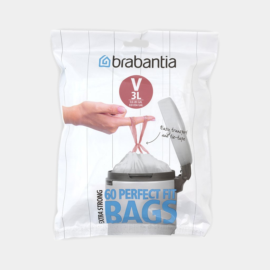 Zack Pedaalemmer 3 Liter.Perfectfit Bags For Newicon Code V 3 Litre Dispenser
