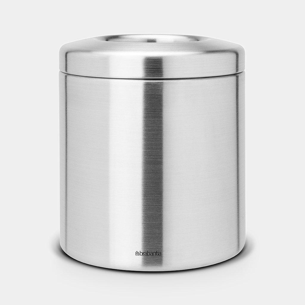 Poubelle de table 7,7 litres - Matt Steel