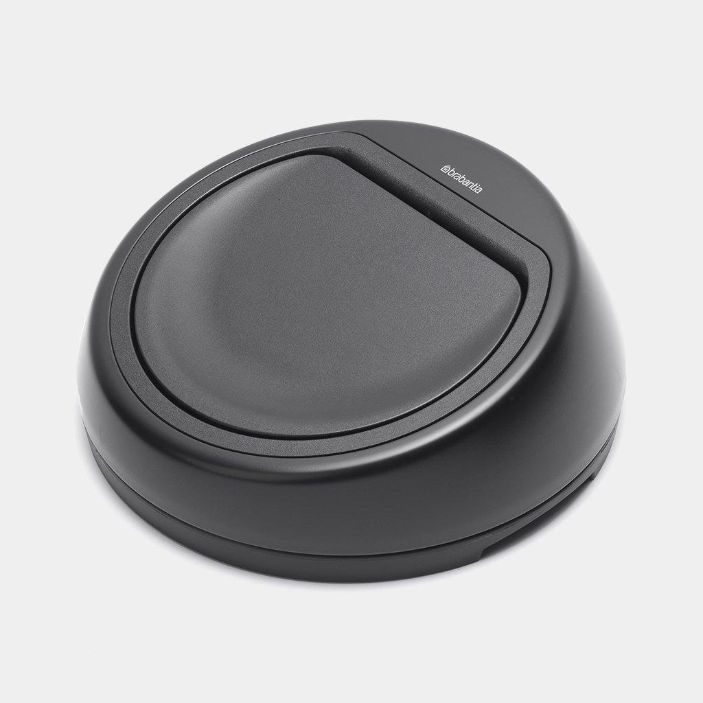 Brabantia Touch Bin 50 Liter Wit.Lid For Touch Bin 50 Litre Black