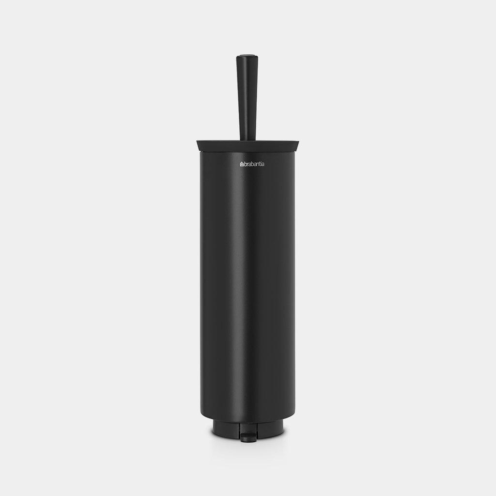 Brabantia Toilet Brush.Toilet Brush And Holder Profile Black Brabantia