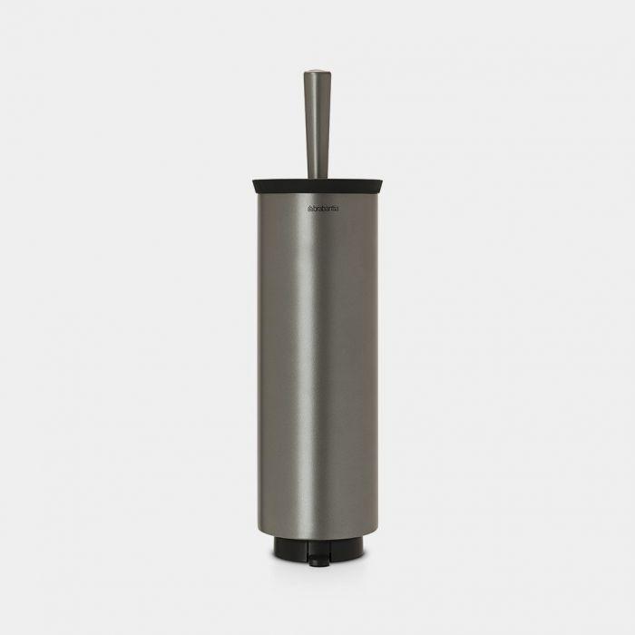Brabantia Wc Borstel.Toiletborstel En Houder Profile Platinum