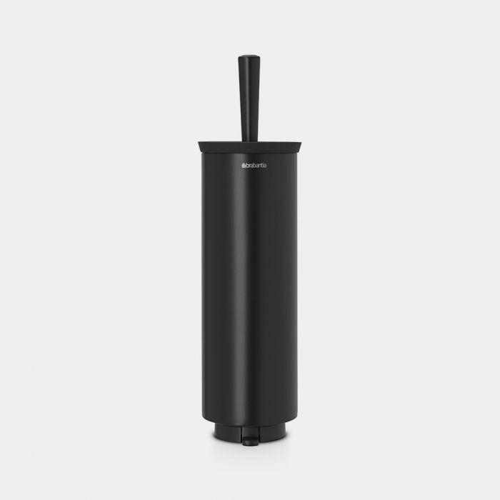 Brabantia Toilet Brush.Toilet Brush And Holder Profile Black