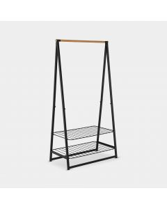 Linn Clothes Rack Large - Black