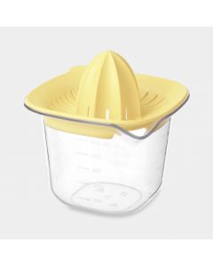 Measuring Jug & Juicer TASTY+ - Vanilla Yellow