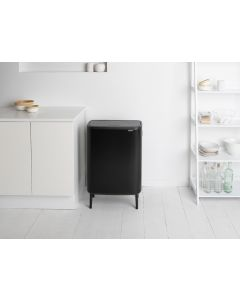 Bo Touch Bin Hi 60 liter - Matt Black