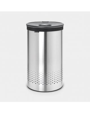 Wasbox 60 liter - Matt Steel