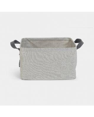 Cesta de colada plegable 35 litros - Grey