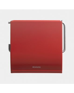 Toilet Roll Holder Classic - Passion Red