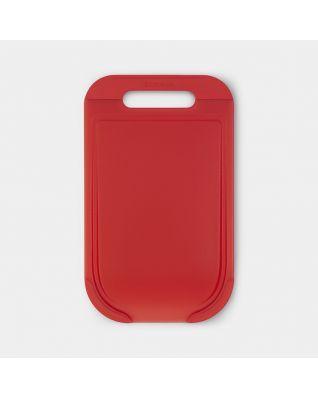 Cutting Board Medium - Tasty Colours Red