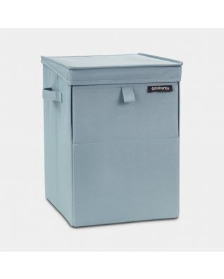 Stackable Laundry Box 35 litre - Pastel Mint