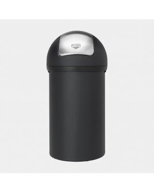 Push Bin, 60 litros - Anthracite