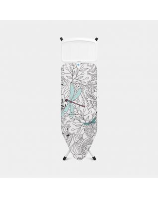 Ironing Board C 124 x 45 cm, for Steam Generator - Dragonfly