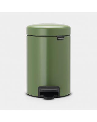 Cubo pedal newIcon 3 litros - Moss Green