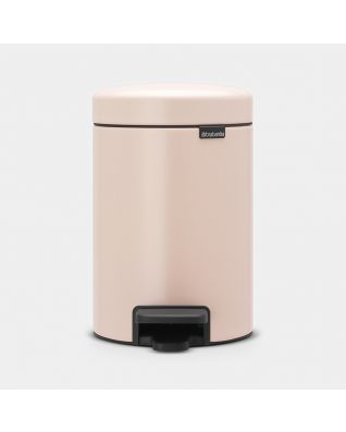 Cubo pedal newIcon 3 litros - Clay Pink