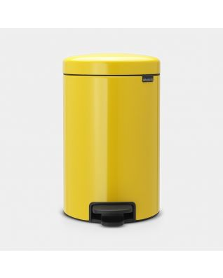 Pedaalemmer newIcon 12 liter - Daisy Yellow