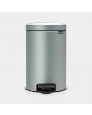 Pedal Bin newIcon 12 litre - Metallic Mint