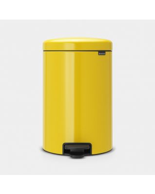 Pedaalemmer newIcon 20 liter - Daisy Yellow