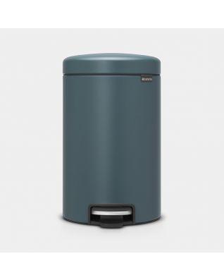 Pedaalemmer newIcon 12 liter - Mineral Reflective Blue