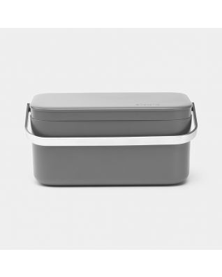 Food Waste Caddy Dark Grey