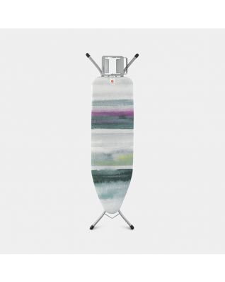 Ironing Board B 124 x 38 cm, for Steam Iron - Morning Breeze