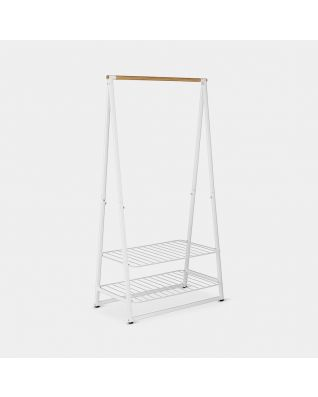 Linn Clothes Rack Large - White