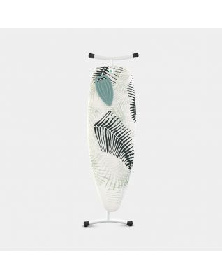 Ironing Board D 135 x 45 cm, for Steam Iron & Generator - Fern Shades