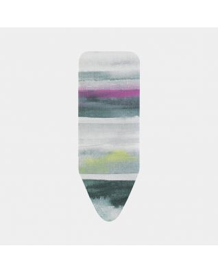 Ironing Board Cover C 124 x 45 cm, Complete Set - Morning Breeze