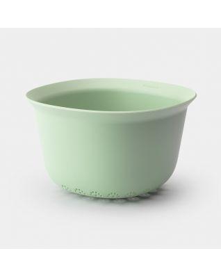 Colander 2.4 litre - TASTY+ - Jade Green