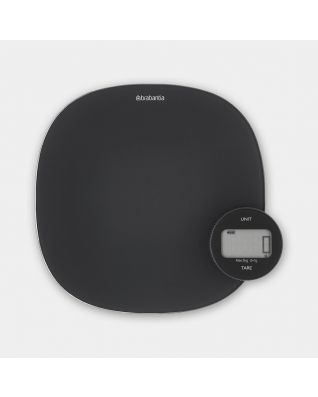 Kitchen Scales TASTY+ - Dark Grey
