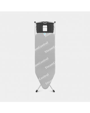 Ironing Board C 124 x 45 cm, for Steam Generator, SteamControl - Aqua Bowl