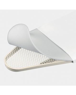 Ironing Board Cover C 124 x 45 cm, Complete Set - Ecru
