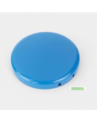 Lid Pedal Bin newIcon, 30 litre - Sky Blue