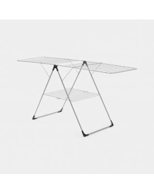 Drying Rack T-model Metallic Grey