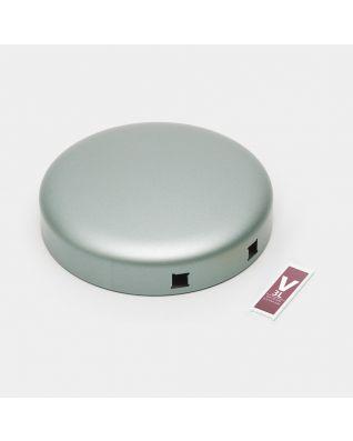 Deckel Treteimer newIcon, 3 Liter - Metallic Mint