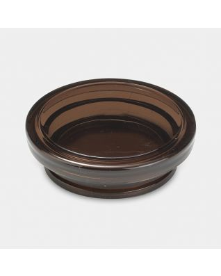 Lid Canister Coffee Pods - Brown