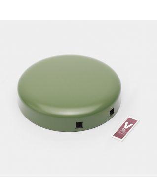 Couvercle poubelle à pédale newIcon, 3 litres - Moss Green