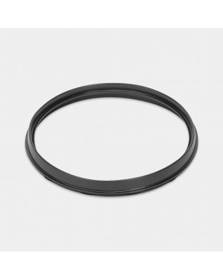 Plastic Upper Rim, diameter 29.3 cm - Black